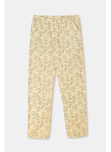 Dagi Pijama altı Sarı